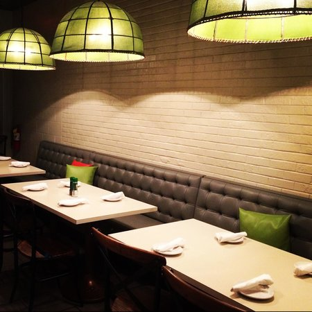Pasta Fresca: Private Dining room