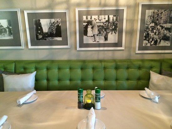 Pasta Fresca: Bar Tables