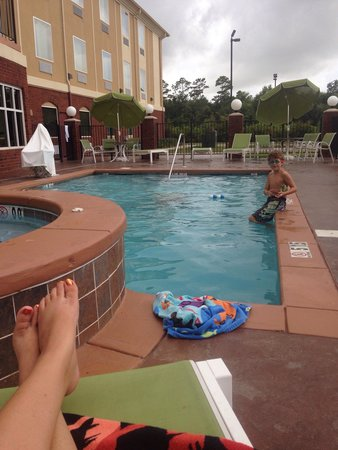 Holiday Inn Express Hotel & Suites Foley: Nice, clean pool.