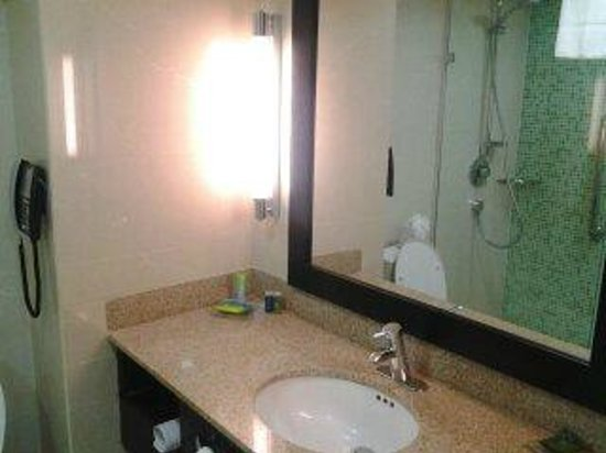 Radisson Grenada Beach Resort: the bathroom Lovely