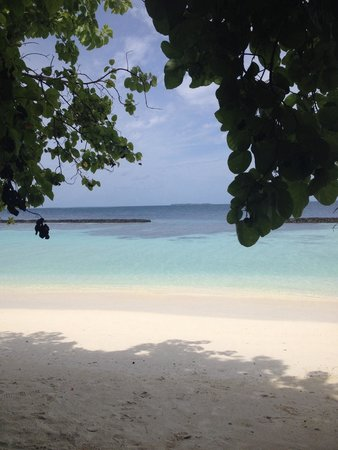 Baros Maldives: Best beaches