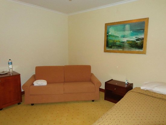 Kipriotis Panorama Hotel & Suites: suite room 1