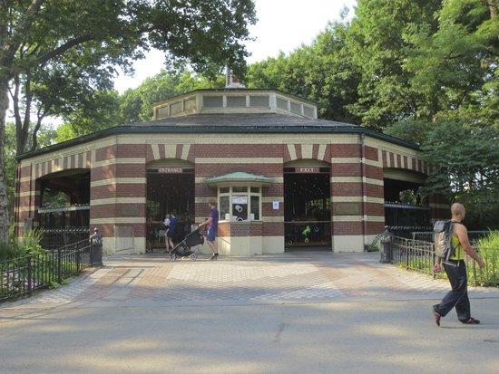 Central Park: Carousel
