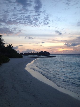 Baros Maldives: Sunsets