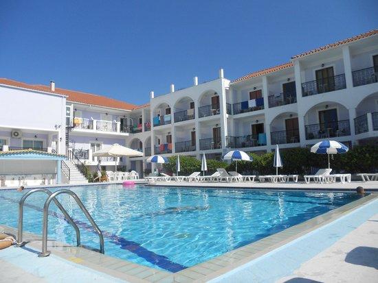 Eleana Hotel: Whole hotel