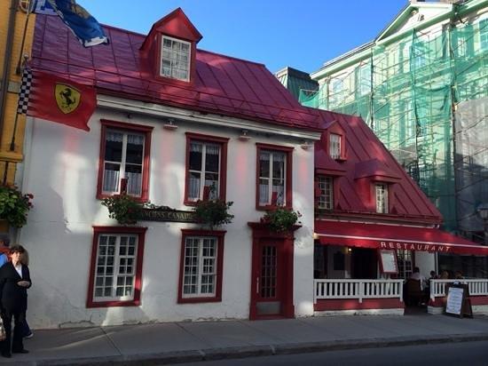 Aux Anciens Canadiens : Aux Anciens Canadien