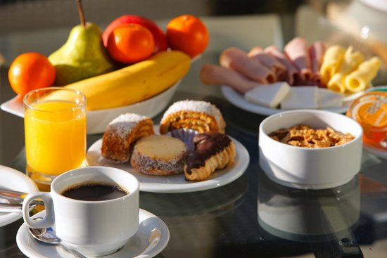 Holiday Inn Express Temuco: Breakfast