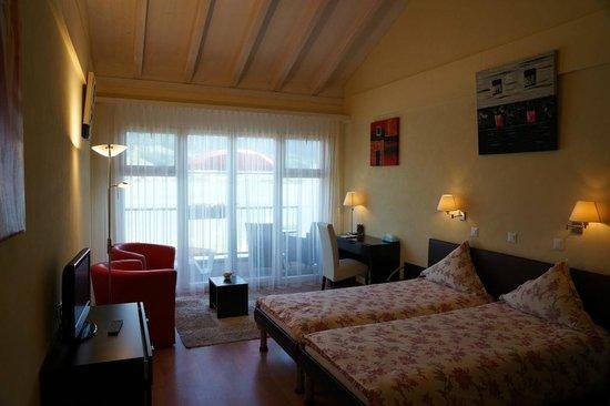 Bellevue le Rocheray Hôtel-rest. : Room 23