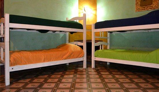 Casa Pueblo Hostel: 6 bed dorm 1