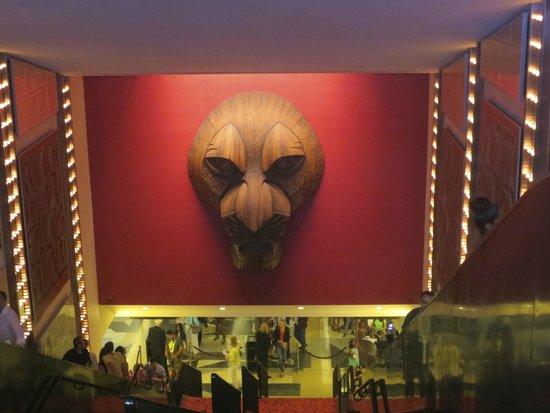 The Lion King: Inside
