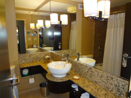 Crowne Plaza Chicago O'Hare : Bathroom
