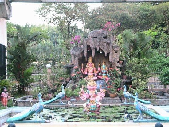 Little India - Kuala Lumpur: little india statue