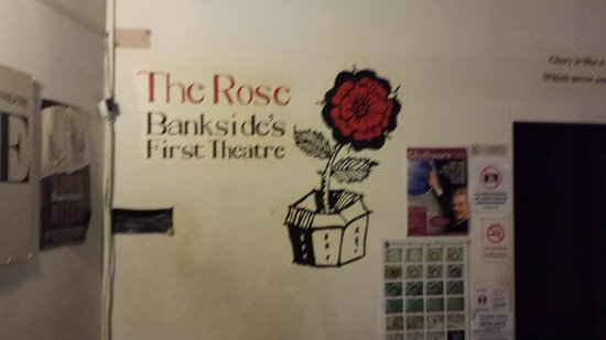 The Rose Theatre: The Rose Bankside's First Theatre
