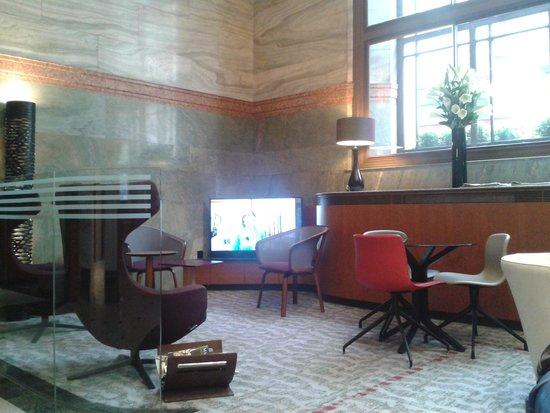 Club Quarters Hotel, Gracechurch: foyer