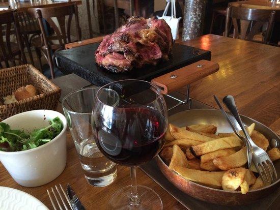Sacrée fleur : Best steak