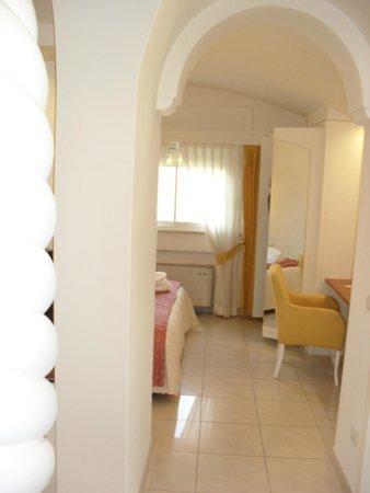 Lunariccione Hotel: Camera da letto suite