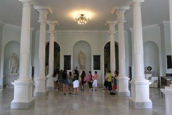 Massachusetts State House : Tours start here