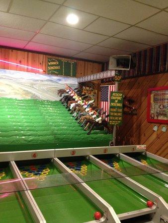 Arcade Amusements, Inc : Skeet ball Derby