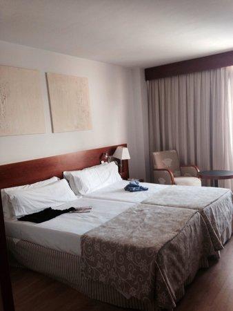 TRYP Palma Bellver Hotel: Twin room