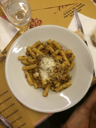 Trattoria Mario : Bolognese