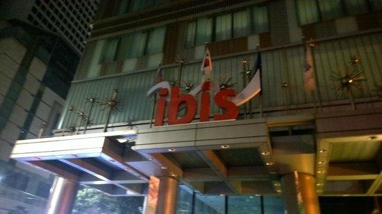 ibis Ambassador Seoul Myeongdong : View of hotel