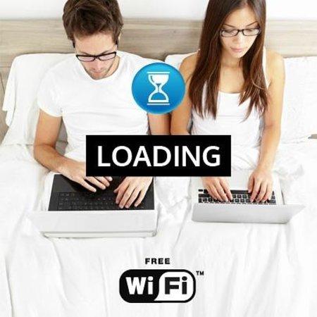 Hotel Aladino: WiFi Gratis