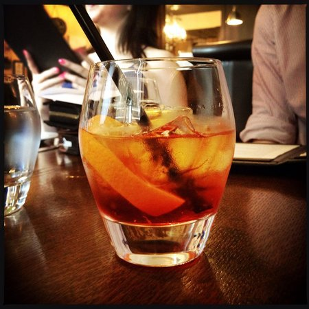 negroni at mercer hall