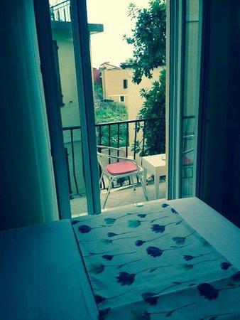 Hotel Souvenir: Dal terrazzino