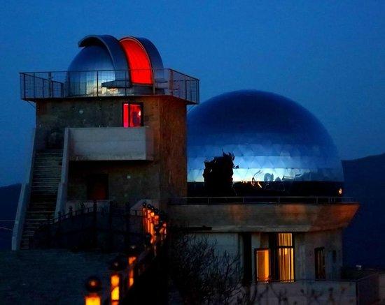 Planetario Osservatorio Astronomico Anzi : Planetario Osservatorio Astronomico di Anzi (PZ)