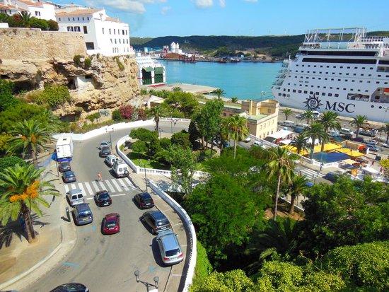 Hotel Cala Galdana & Villas d'Aljandar: Mahon