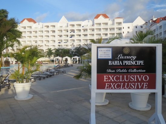 "Grand Bahia Principe Jamaica: ""Stop, you are not allowed here"""