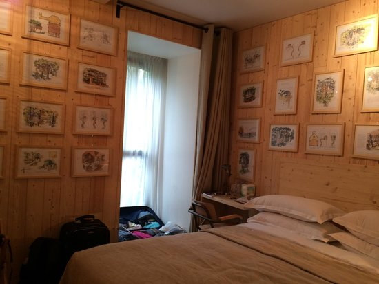 Hotel Edgar: Room 11