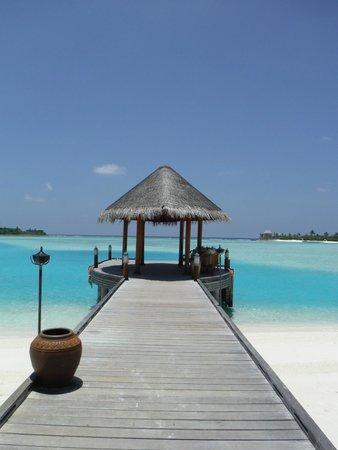Anantara Veli Maldives Resort: Grounds