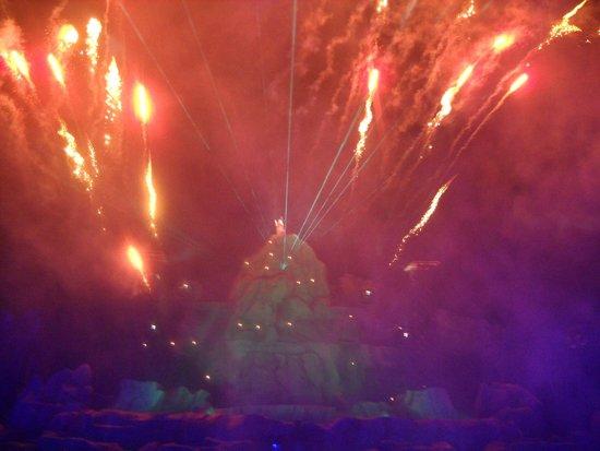 Fantasmic!: show de mickey