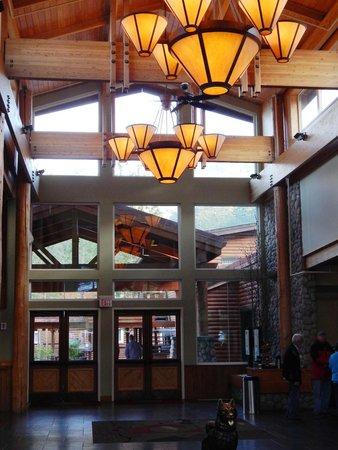 McKinley Chalet Resort : Lobby Area