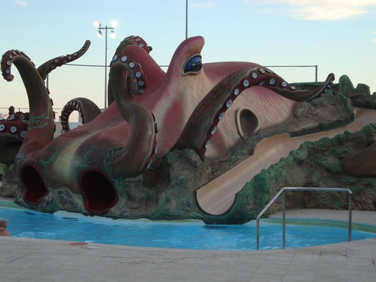 Aparthotel Rosa del Mar: kids pool