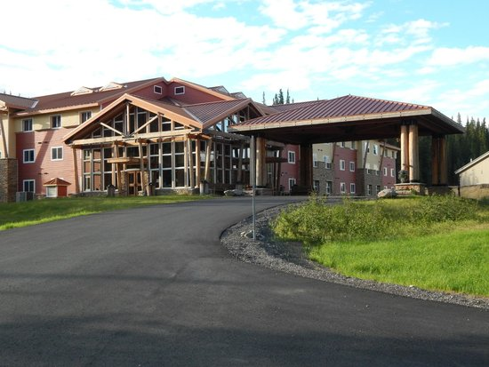 McKinley Chalet Resort : Hotel on the grounds