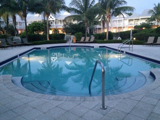 Tranquility Bay Beach House Resort: One of three pools