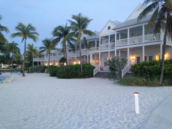 Tranquility Bay Beach House Resort: Beachfront villas