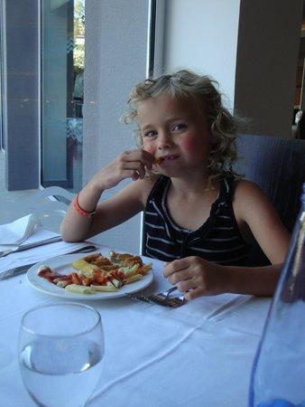 Aparthotel Rosa del Mar: breakfast