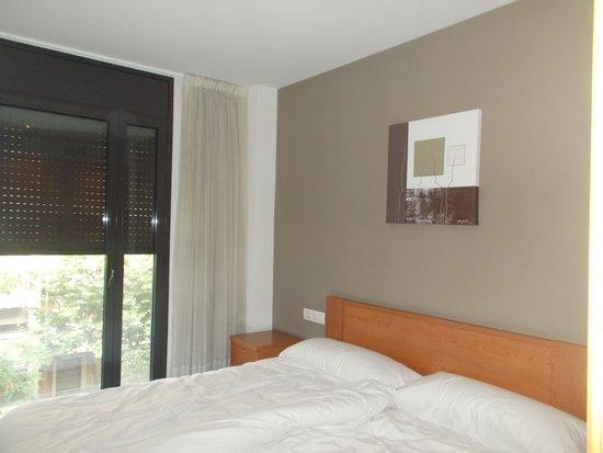 Apartments Eixample Spain Square: Bedroom 1