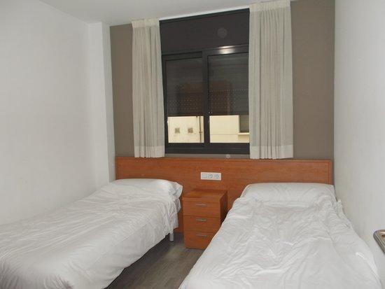 Apartments Eixample Spain Square: Bedroom 2