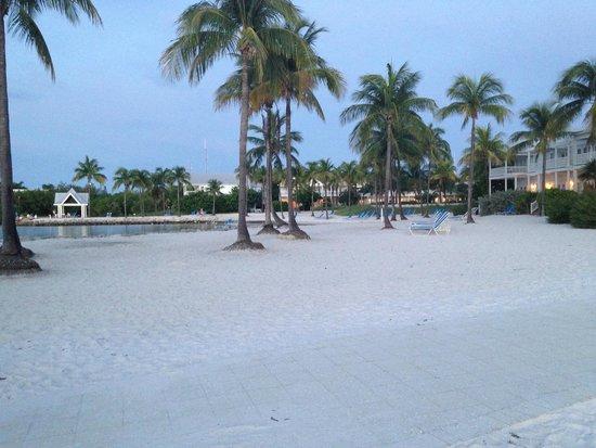 Tranquility Bay Beach House Resort : Beach area