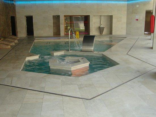 Aparthotel Rosa del Mar: spa