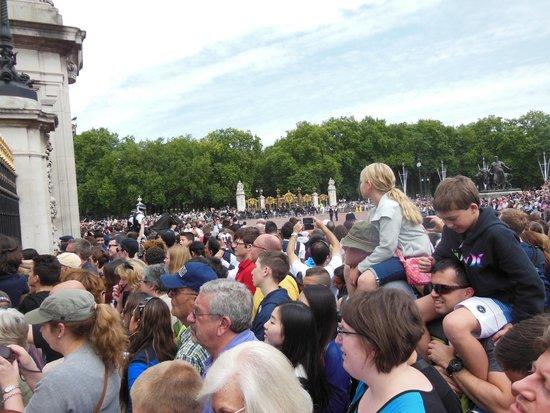 Buckingham Palace: Beautiful and Joyful