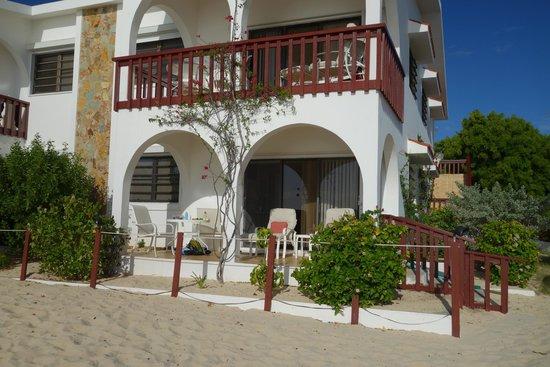 Carimar Beach Club : Unit 602 - Beachfront unit