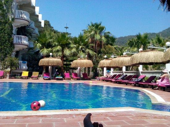 smartline Flamingo : Top pool perfect