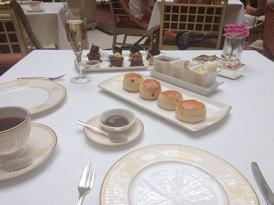 The Landmark London: Afternoon Tea