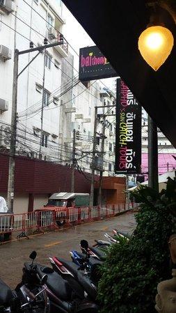 Baipho Boutique Residence Phuket: Aussenansicht