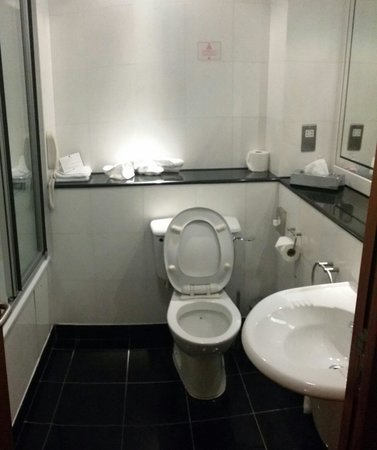 Grange Bracknell Hotel: My bathroom